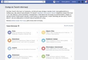 jak sprawdzić facebook?